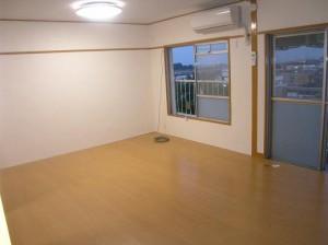 和室+キッチン→フローリングのLDKへ!