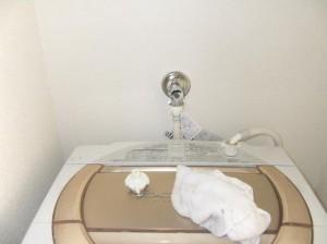 洗濯機用水栓 (1)