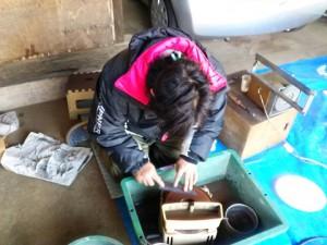 そして大工の矢田さん、