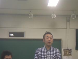 スーパーウォール会仲間の、埼玉県三郷市から、トヨダ建設さんが見学に来てくださいました。