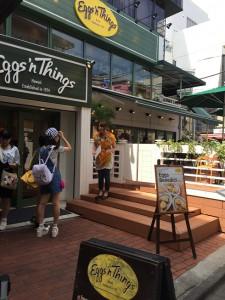 30分ぐらいで入れました。 前はここしかなかったけど、今はお台場とか横浜にもお店があるので今はそうでもないらしい(うちの奥様情報)
