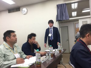 TOTO新担当、皆川さん。