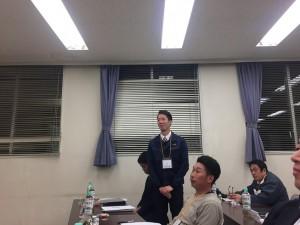 タカキの山田さん。